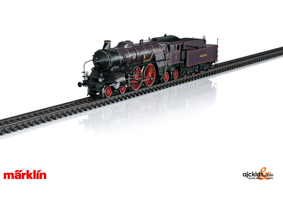 Marklin 37018 - Class S 2/6 Steam Express Locomotive