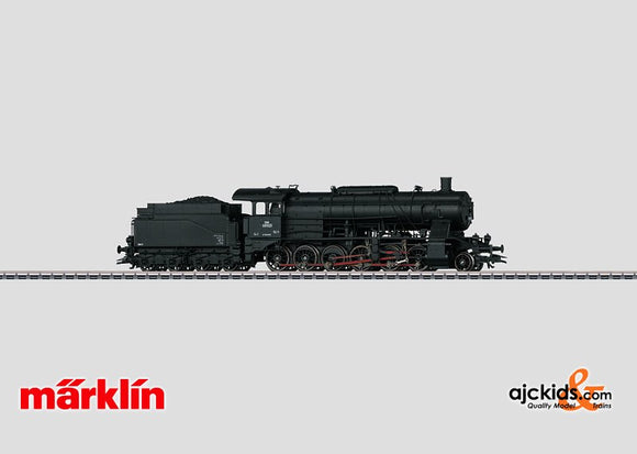Marklin 37053 - Steam Locomotive with Tender BR 659 in H0 Scale