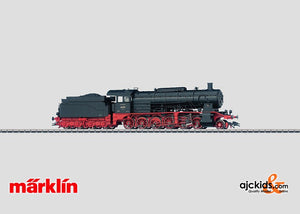 Marklin 37054 - Steam Locomotive with Tender CBE 3 in H0 Scale
