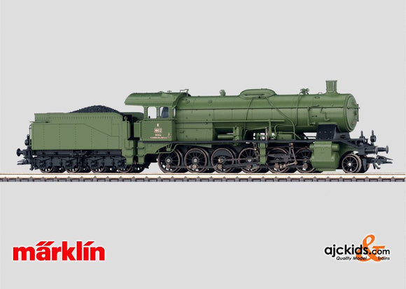 Marklin 37055 - Steam Locomotive Class K in H0 Scale