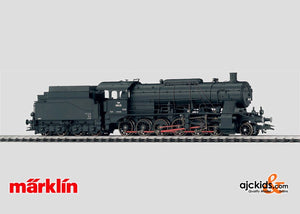 Marklin 37056 - Steam locomotive with tender type 650 in H0 Scale