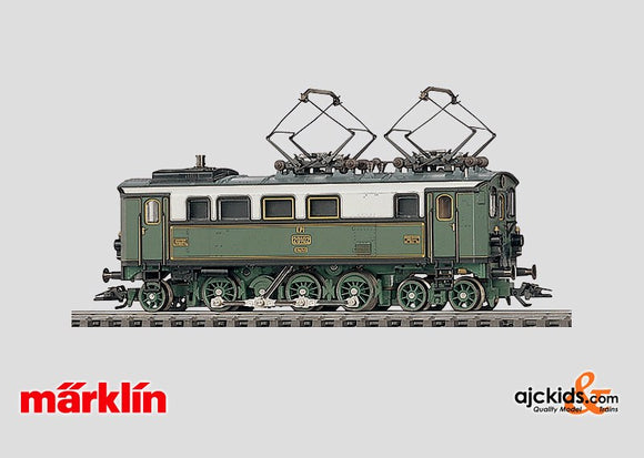 Marklin 37060 - Royal Bavarian State Railroad BR EP (3)6 in H0 Scale