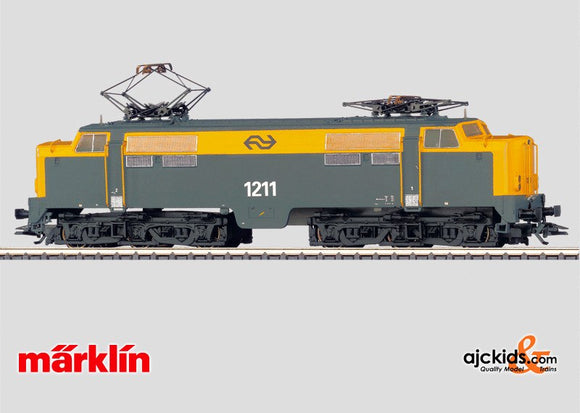 Marklin 37120 - Electric Locomotive Class 1200 in H0 Scale