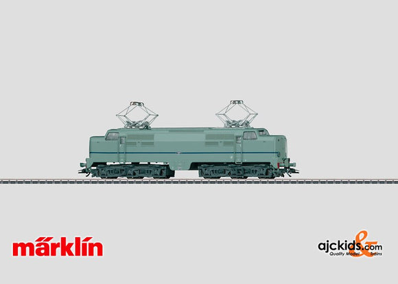 Marklin 37124 - Electric Locomotive Series 1200 in Turkis Green in H0 Scale