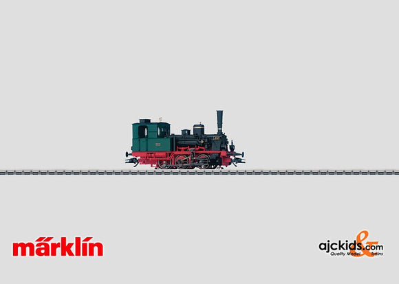 Marklin 37142 - Tank Locomotive T3 in H0 Scale