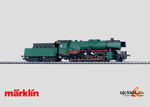 Marklin 37157 - Steam locomotive with tender in H0 Scale