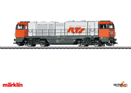 Marklin 37214 - Class G 2000 BB Vossloh Diesel Locomotive in H0 Scale