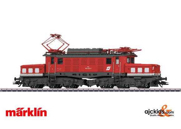 Marklin 37223 - Heavy Electric Freight Locomotive MFX+ in H0 Scale