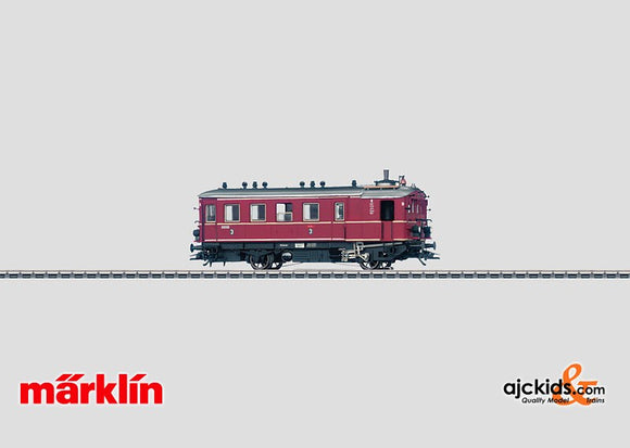 Marklin 37253 - Steam Powered Rail Car Kittel in H0 Scale