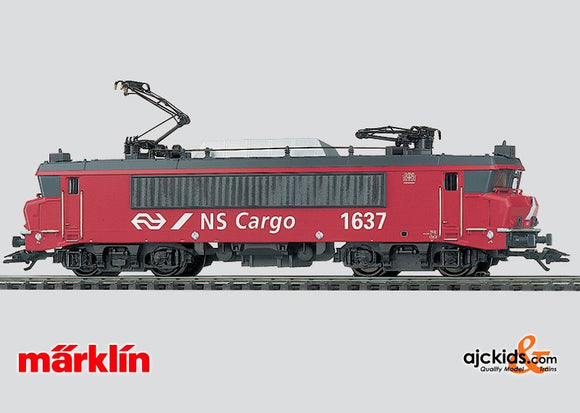 Marklin 37262 - NS Cargo 1637 Red