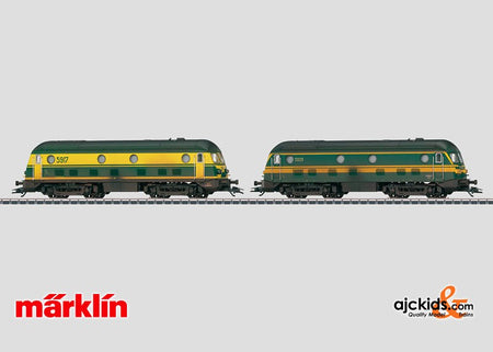 Marklin 37276 - Diesel Locomotive Series 59 set