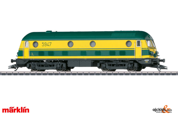 Marklin 37277 - Class 59 Diesel Locomotive in H0 Scale