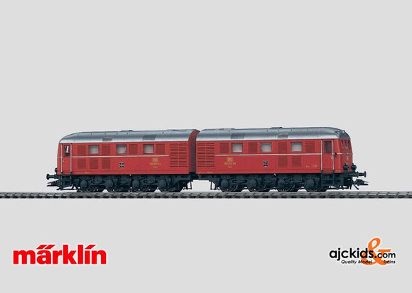 Marklin 37284 - Diesel Electric Double Locomotive BR 288 in H0 Scale