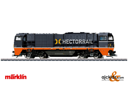 Marklin 37296 - Class G 2000 BB Vossloh Diesel Locomotive in H0 Scale