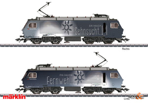 Marklin 37301 - Class Re 4/4 IV Electric Locomotive