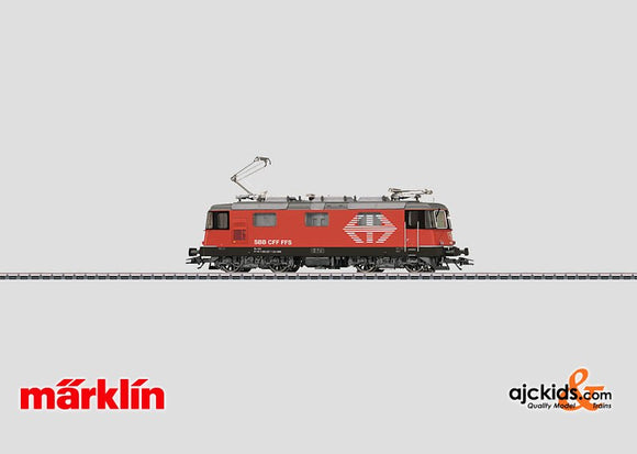 Marklin 37347 - Electric Locomotive class Re 4/4 II in H0 Scale