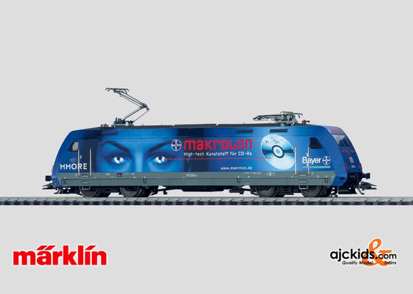 Marklin 37393 - BR 101 Loco Makrolon in H0 Scale