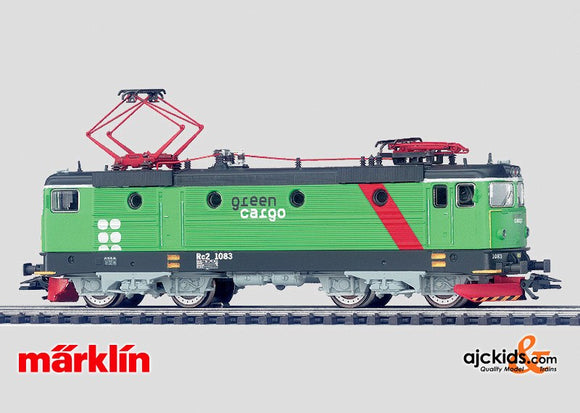 Marklin 37412 - Electric locomotive in H0 Scale