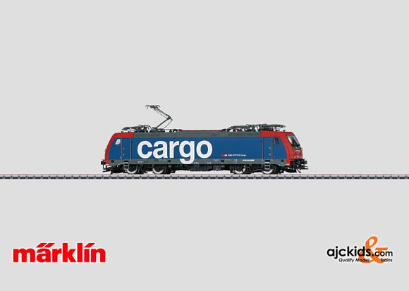 Marklin 37446 - Electric Locomotive Class 482 Cargo in H0 Scale