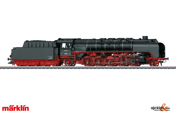 Marklin 37454 - Class 45 Heavy Freight Steam Locomotive with a Tender in H0 Scale