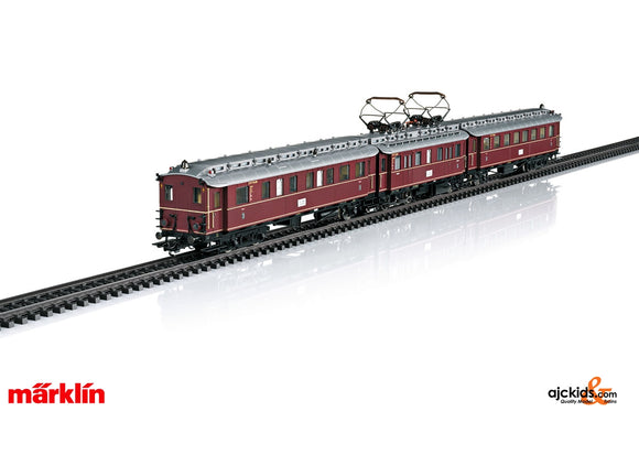 Marklin 37487 - Class ET 87 Electric Powered Rail Car Train