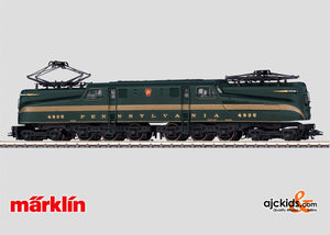 Marklin 37490 - Electric Locomotive GG-1 in H0 Scale