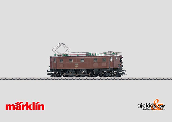 Marklin 37513 - Electric Locomotive Ae 3/6 II in H0 Scale