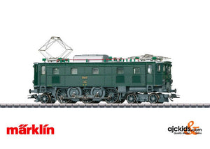 Marklin 37514 - Class Ae 3/6 II Electric Locomotive in H0 Scale