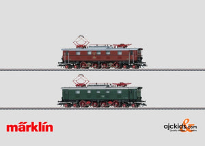 Marklin 37525 - Electric Locomotive Double Set in H0 Scale