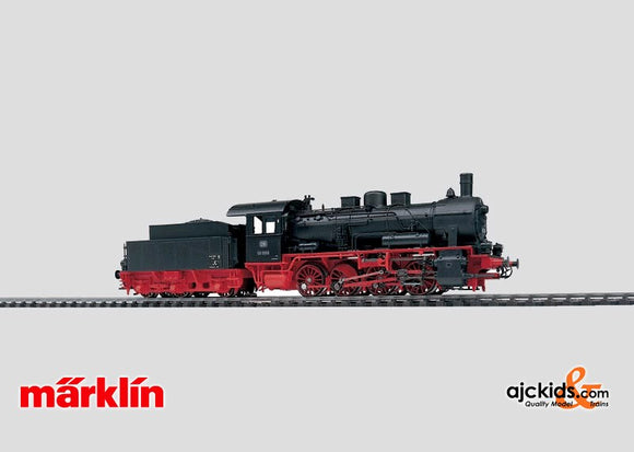 Marklin 37550 - Freight Locomotive with tender, BR 55 in H0 Scale