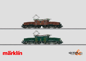 Marklin 37565 - Crocodile Double Crocodile Set - Twin motors in H0 Scale