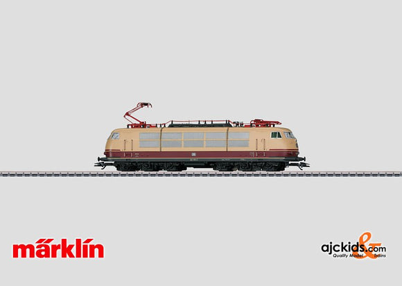 Marklin 37576 - Electric Locomotive BR 103.1 in H0 Scale