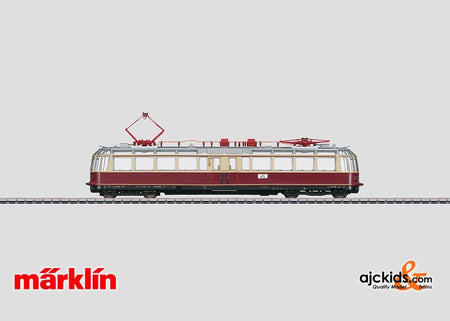 Marklin 37581 - Electric Rail Car ET 91 Glass Train