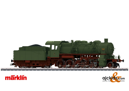 Marklin 37586 - Class G 12 Steam Freight Locomotive