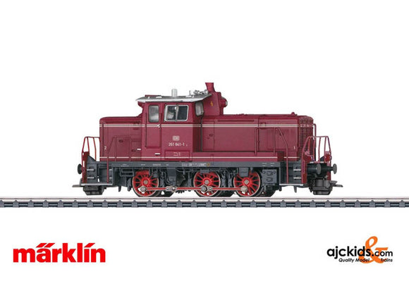 Marklin 37601 - DB Class 261 Diesel Switch Engine in H0 Scale