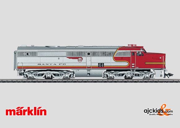 Marklin 37611 - Alco Diesel locomotive type PA-1 with 49611 in H0 Scale