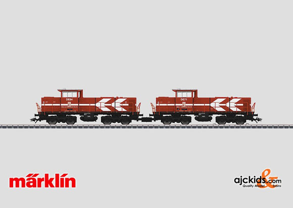 Marklin 37630 - Diesel Locomotives Type DE 1002 in H0 Scale