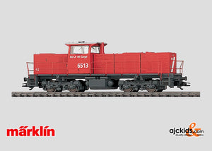 Marklin 37641 - Diesel Electric Locomotive Class 6400 in H0 Scale