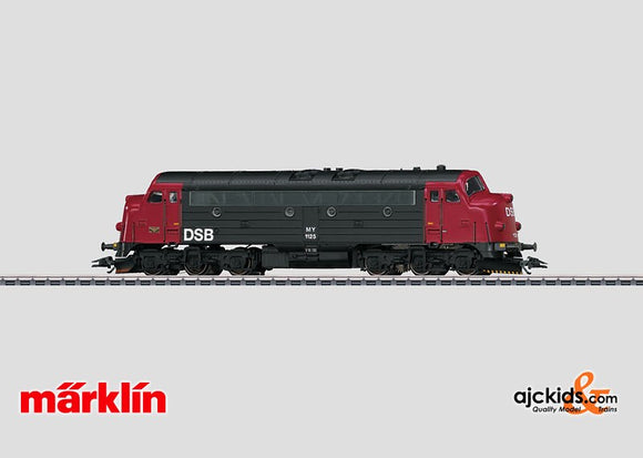 Marklin 37677 - Diesel Locomotive NoHAB MY 1100 in H0 Scale
