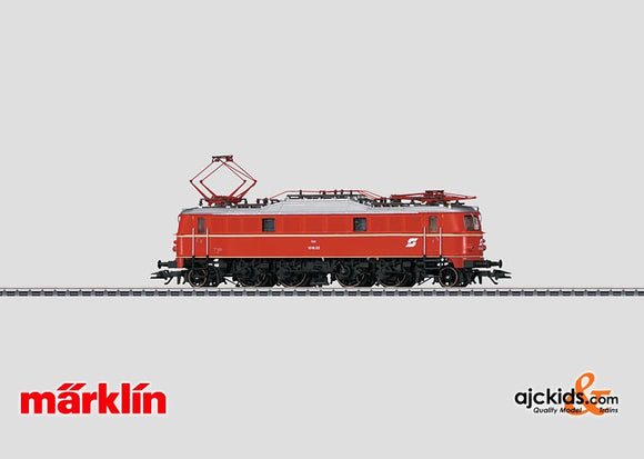 Marklin 37683 - Electric Locomotive Reihe 1018.0 Jaffa OBB in H0 Scale
