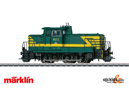 Marklin 37696 - SNCB Class 80 Diesel Locomotive in H0 Scale
