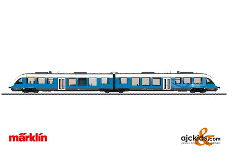 Marklin 37717 - LINT 41 Diesel Powered Commuter Rail Car
