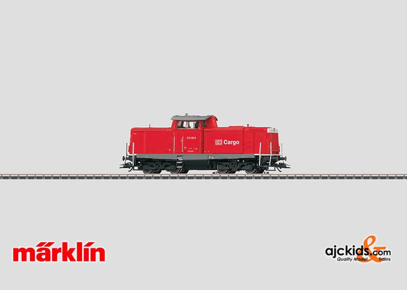 Marklin 37723 - Diesel Locomotive BR 212 in H0 Scale