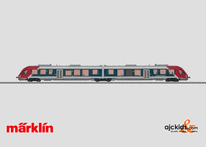 Marklin 37732 - Powered Rail Car in H0 Scale