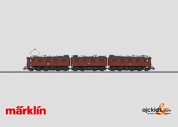 Marklin 37753 - Heavy Ore Locomotive in H0 Scale