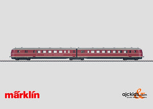Marklin 37772 - Diesel Powered Rail Car Train SVT 04 in H0 Scale