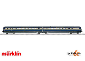 Marklin 37776 - Class SVT 137 Express Diesel Powered Rail Car in H0 Scale