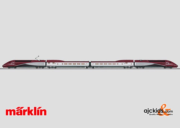 Marklin 37791 - Thalys PBKA High Speed Train in H0 Scale