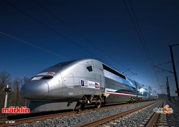 Marklin 37797 - TGV POS Duplex V 150 High-Speed Train