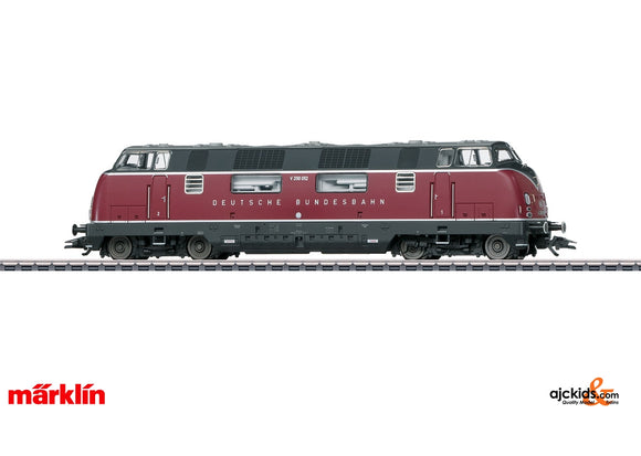 Marklin 37806 - Class V 200.0 Diesel Locomotive in H0 Scale
